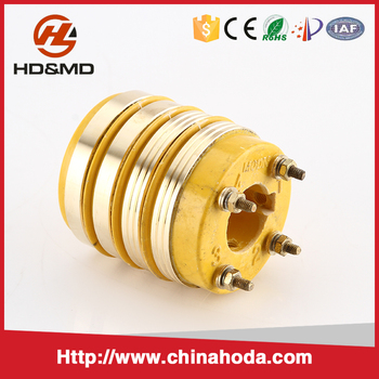 Customized electrical Traditional Slip Ring Factory price