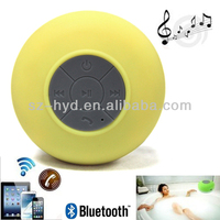 Special Suction Cup Design Bluetooth Waterproof Portable Bluetooth Speaker