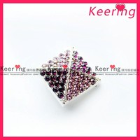 2013 Fashion 3D 20mm Colorful Rhinestone Beads Button's in Garment/Wedding/Party/Shoe/Hair WBK-1206