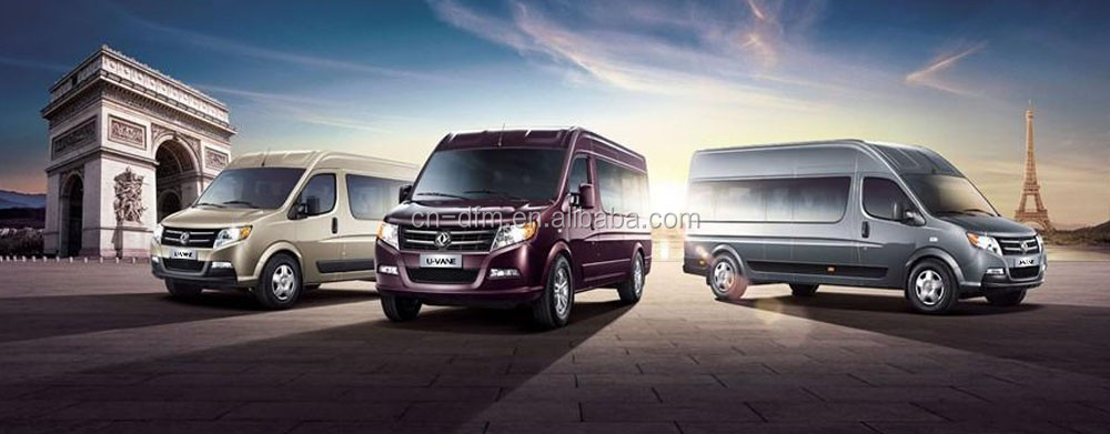 MPV / Travelling Mini Bus by China Famous Car Manufacturer