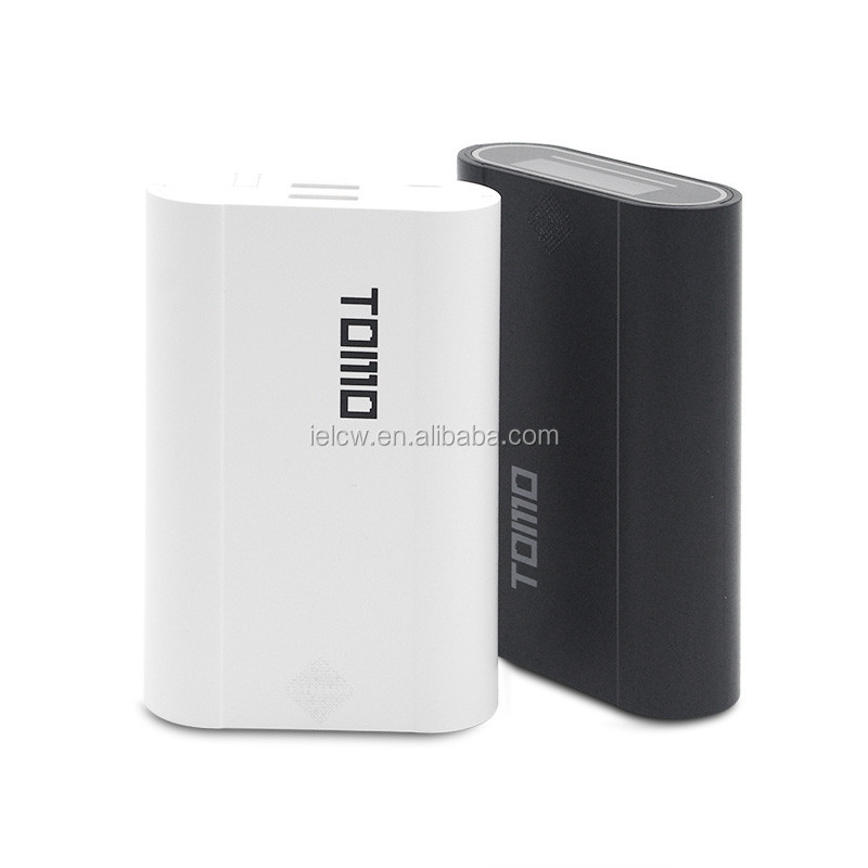 Original TOMO M3 High Quality Battery Charger 18650 Power Bank, Li-ion Battery Charger