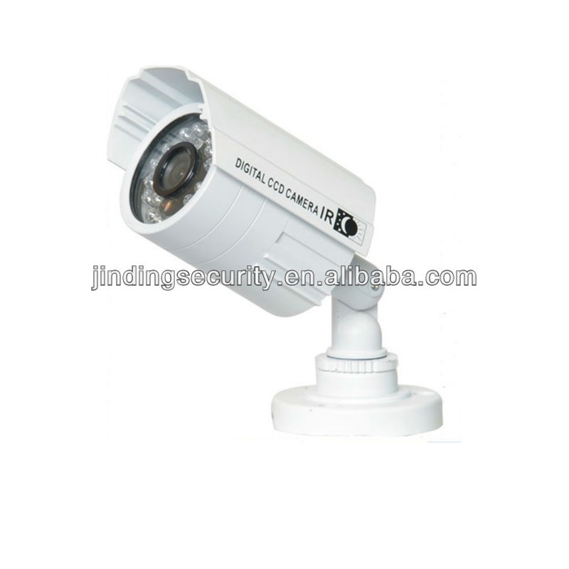 Waterproof Color 1/3 Sony CCD CCTV Security Camera (JD-WPF1103)