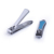 Most Popular Best Quality Carbon Steel Cute Blue Nail Clipper with Catcher