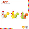 Lovely Plastic Small Toys Wind Up Jump Jump Chicken
