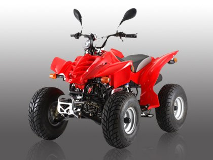 kids atv 125cc ATV with EPA chain drive atv quad bike (FA-E125)