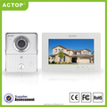 2016 Shenzhen ACTOP Security Night vision 4wire 7inch new video doorbell