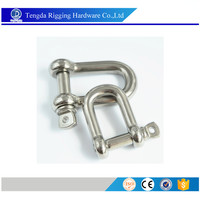 D 304, 316 shackle shackle material chain connecting buckle