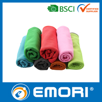 2016 wholesale alibaba high quality sports cooling towel