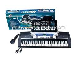 54 Keys Electronic Organ Keyboard,Newest Electronic Organ With Digital Information Display