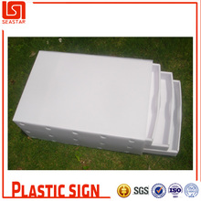 hot sale high quality plastic box with lock and key supplier in china