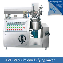 small cosmetic making machine/small lab emulsifier mixer/dental lab vacuum mixer