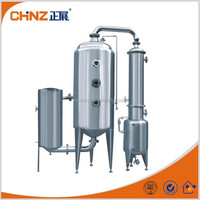 Single Effect External Cycling Vacuum Concentrate