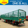 China Supplier Cargo Trailers Transport ATV Special Vehicle Trailer Tuck Trailer
