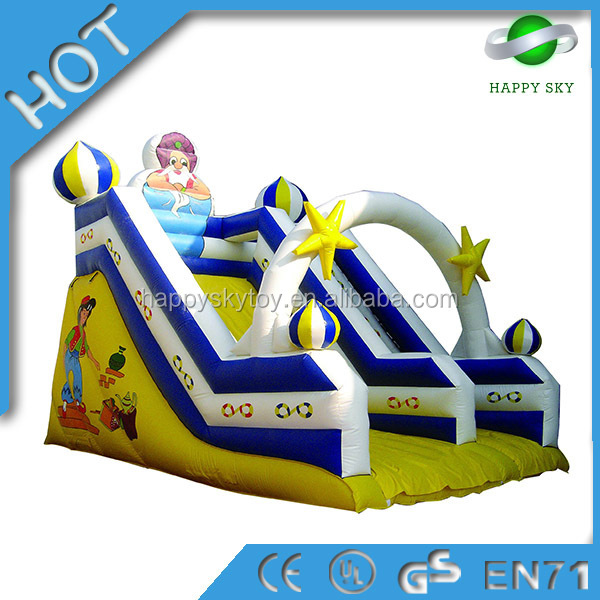 Best selling!!!!large inflatable jumping slides,rabbit inflatable slide,largest inflatable slide