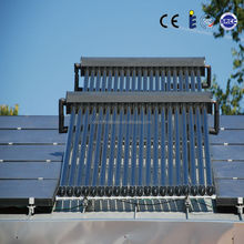best selling heat pipe solar collector for solar water heater