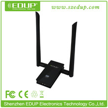 IEEE 802.11ac 1200Mbps Ralink MTK7612 5.8Ghz 5G Dual Band 2.4ghz / 5ghz USB Wifi Adapter Wireless Dongle