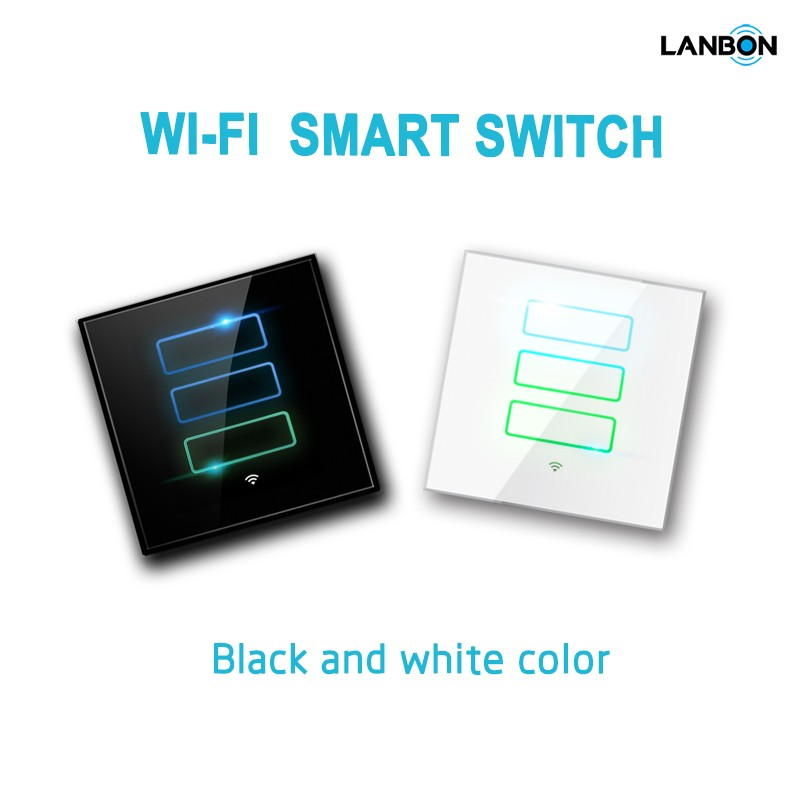 Iot Home Automation,Smart Wifi Wall Switch,Light Switch Remote ...