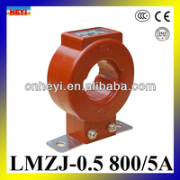 epoxy resin current transformer class 1 current transformer toroidal high frequency current transformer