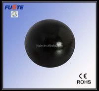 Custom solid rubber ball