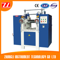 Laboratory Two Roll Mill Machine for Rubber and Plastic Product