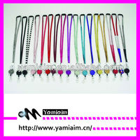 Colored Rhinestone Lanyards with ID Badge Holder & Key Chain Attached || Perfect for Nurses, Doctors, Lawyers