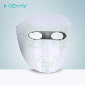 Professional Electric Colorful Beauty Photon Light Therapy Facial Face LED Mask