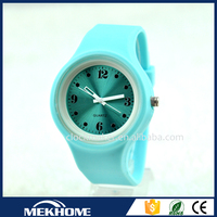 Promotion gift kid watch custom logo watch silicone