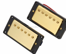 New Guitar GOLDEN Humbucker Pickup 1pair of Set for GB LP Guitar replacement