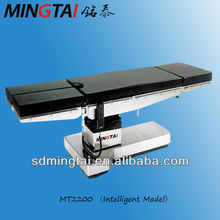 MT2200 OEM surgical instrument integrated electric hydraulic operation table for c-arm