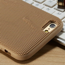 Fashion Silicon Case for iPhone 6, for iPhone 6 4.7inch Back Cover, rubber matte hard case