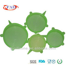 custom silicone round small tins lids FDA,LFGB standard ready made mold direct factory from China Shenzhen