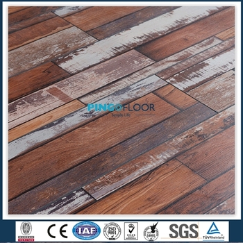 High Qaulity V Groove Beveled Laminate Flooring Laminate Ac4 E0