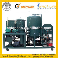Transmission oil purifier/ Hydraulic oil Decoloring purification/ Lubricating oil treatment