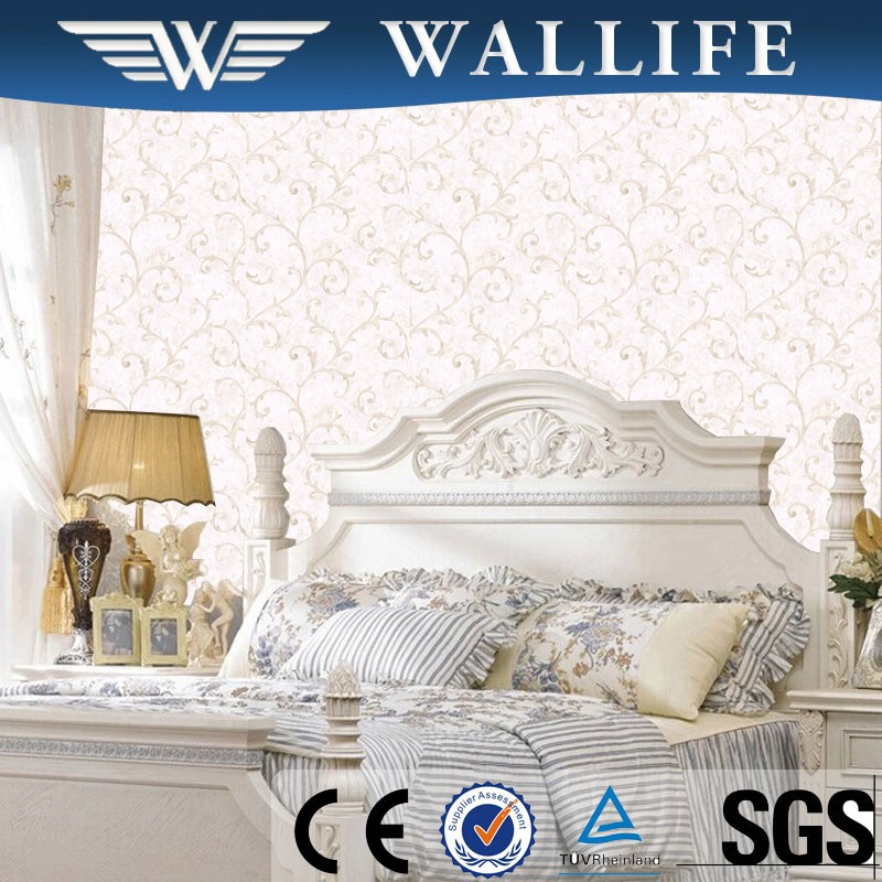PL50402 pure paper foaming wallpaper home decoration