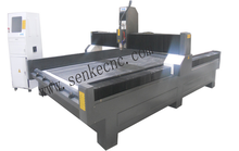 SENKE engraving cutting carving marble cnc router machine for tombstone artificial marble furniture