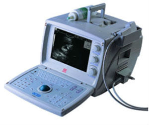 high quality black&white ultrasound scanner portable