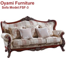 Comfortable Home deluxe Italian sitting room sofa