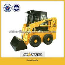 electric skid loader JC35 skid loader china bobcat engine power 35hp loading capacity 500kg