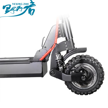 China Folding Electric Bike Scooter Motorcycle High Speed