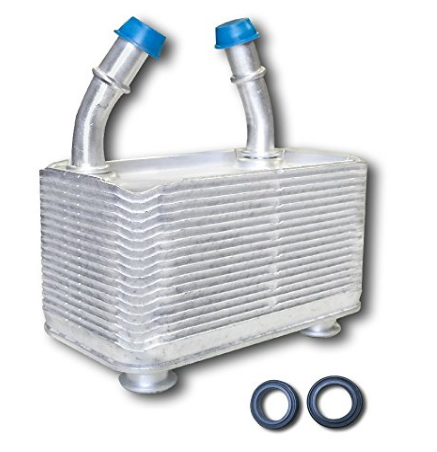 IE Works New Transmission Oil Cooler with Two O-Rings for BMW E53 X5 3.0 4.4 4.6 17207500754