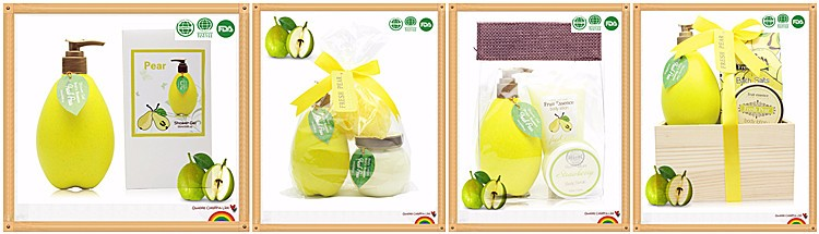 ODM&OEM Charming Skin care Bath Gift Set With Shower Gel Body Lotion
