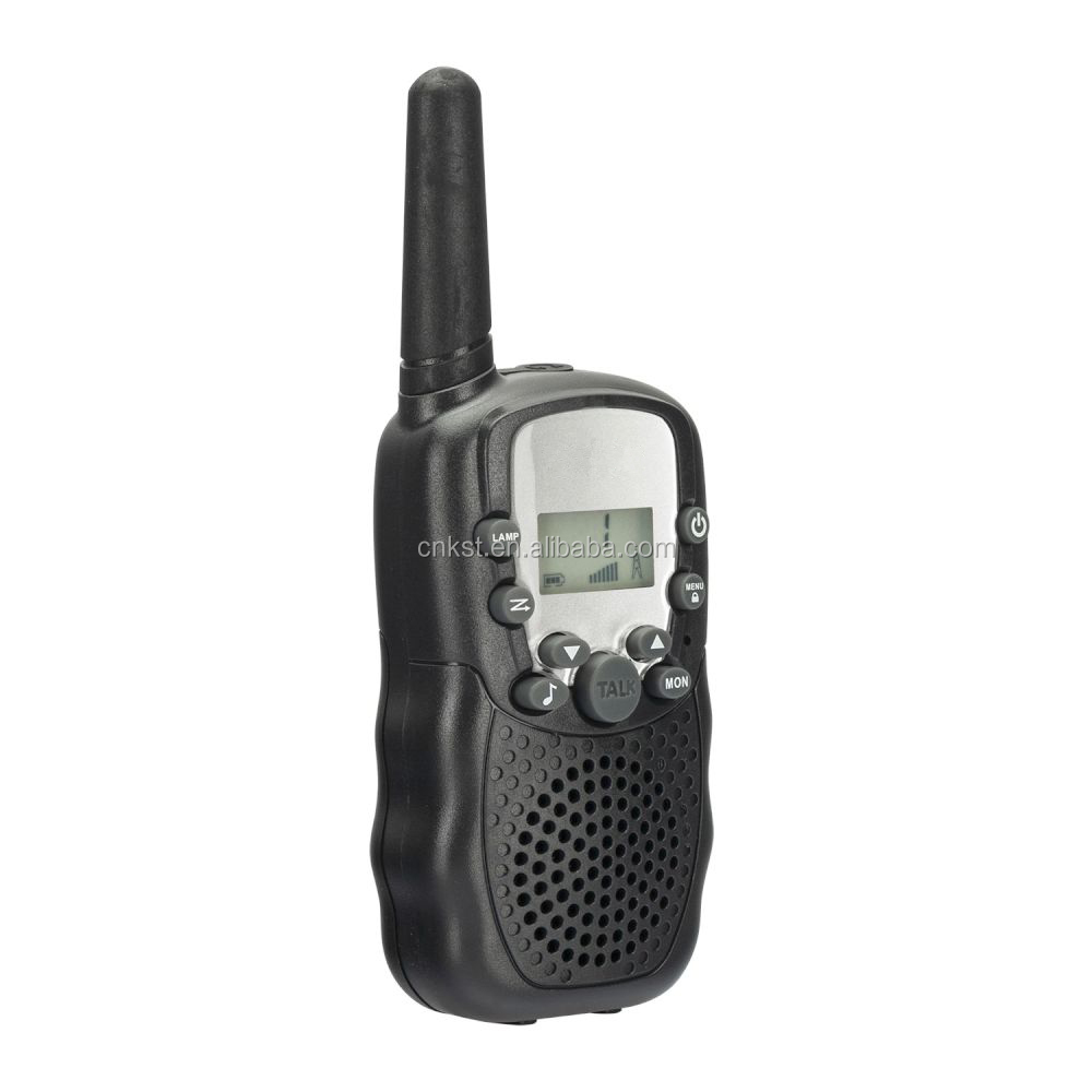 T-388 BF-T3 License Free PMR446 Walkie Talkie with CE Certificate Kids Toy Walkie Talkie FRS GMRS Radio 0.5W VOX 99 CTCSS