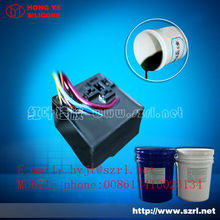 prices liquid silicone for electronic LED potting,LCD electronic display, circuit board,FDA grade silicone