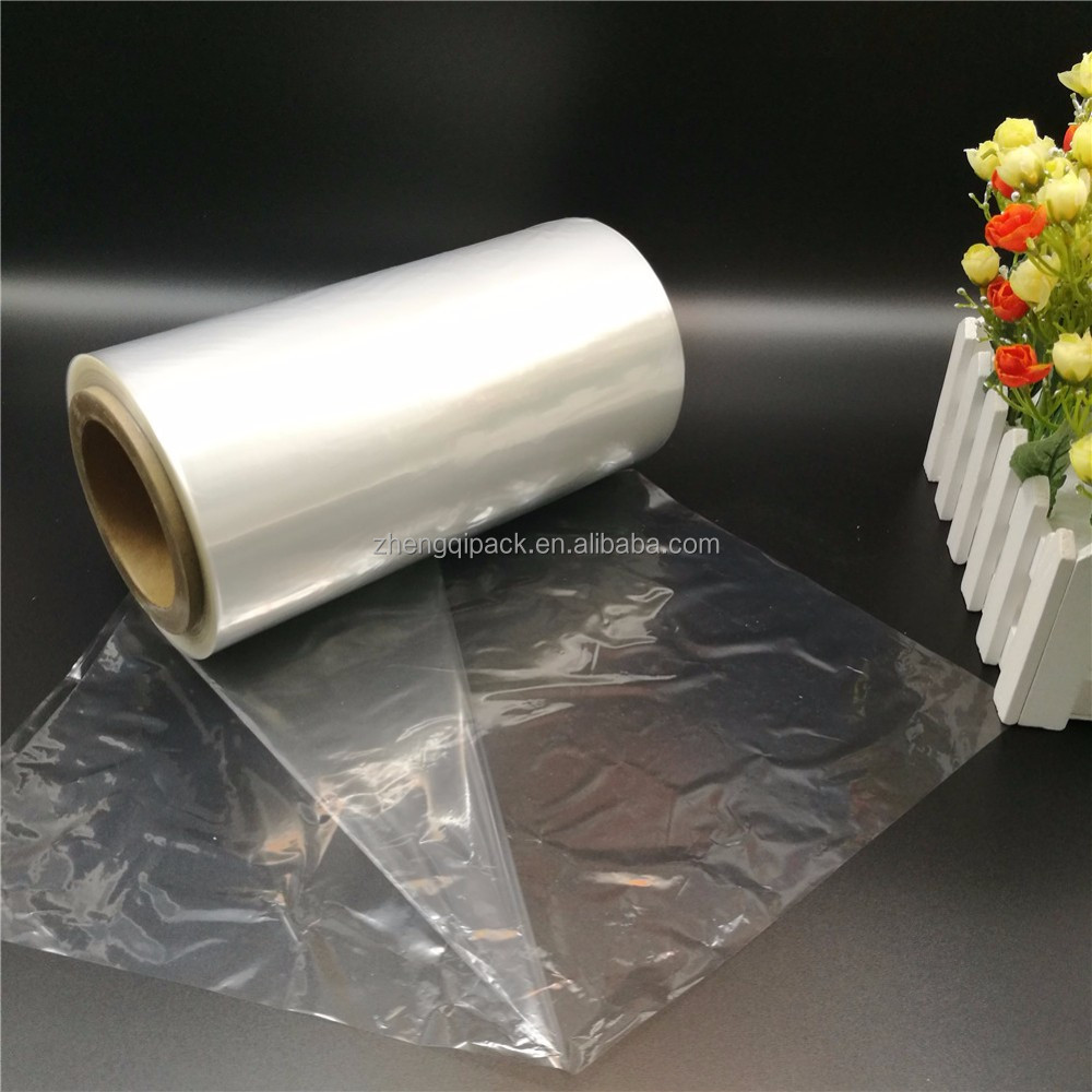High quality 25 micron POF shrink film for packaging