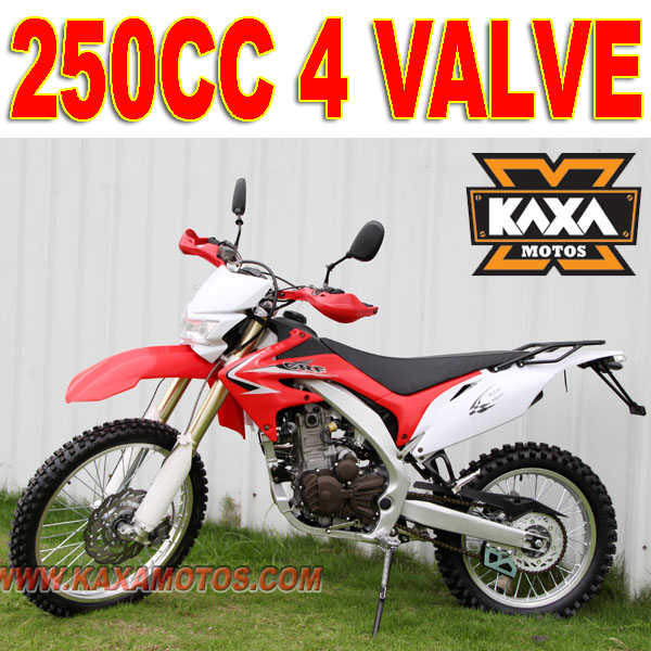 Enduro 250cc Motorcycle