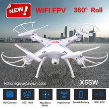 2017 latest ultra fire aerial camera syma X5SW mini rc quadcopter drone with professional drone and remote control