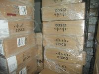 WS-C3750E-48PD-E Cisco 48 Port Gigabit Ethernet Switch + 10GB Uplink