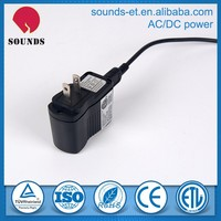 Factory price 2.5W USB switching power adapter high quality with CE certificate