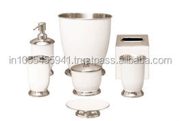 Stainless Steel Bathroom Accessories Set