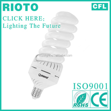 6500K Full Spiral 80W CFL Lamp light bulbs
